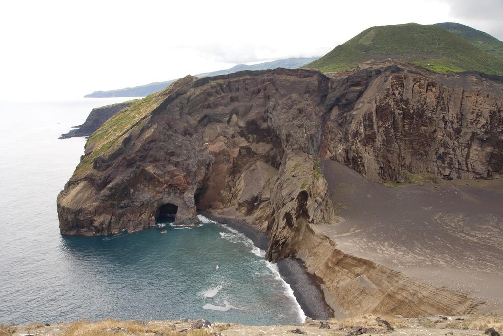 vulcano Capelinhos