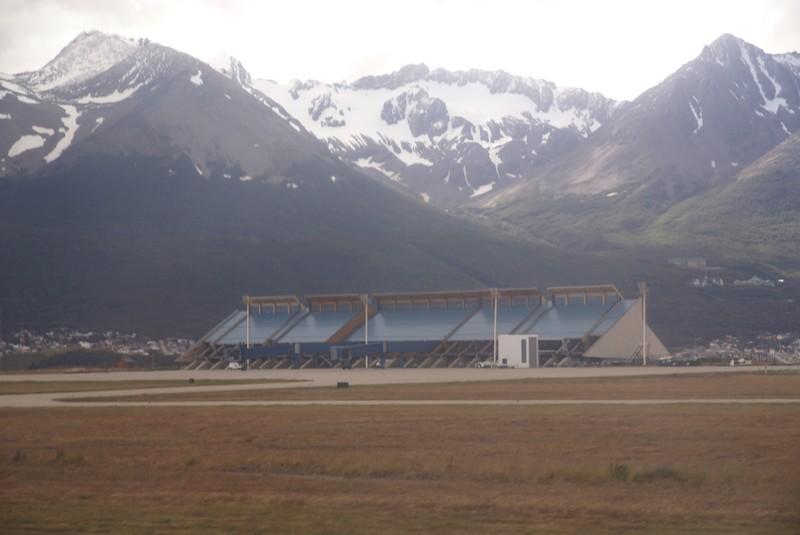 Aeroporto Ushuaia : Aeroporto di ushuaia